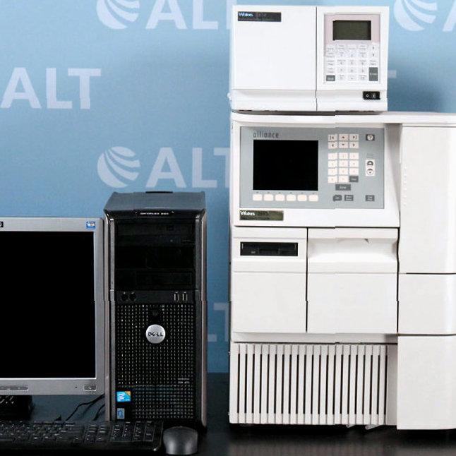 Alliance 2695 HPLC with 2414 Refractive Index Detector Name