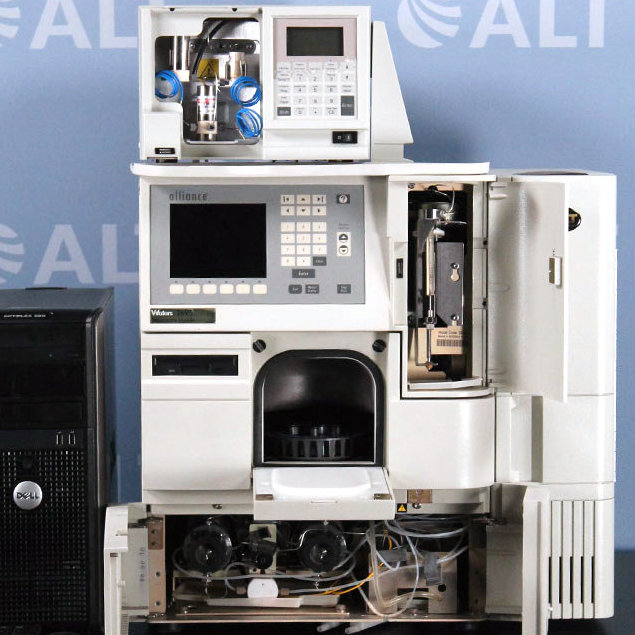 Waters Alliance 2695 HPLC with 2414 Refractive Index Detector Image