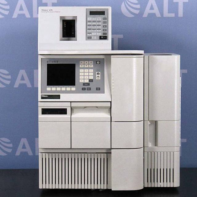 Alliance 2695 HPLC with 474  Scanning Fluorescence Detector Name
