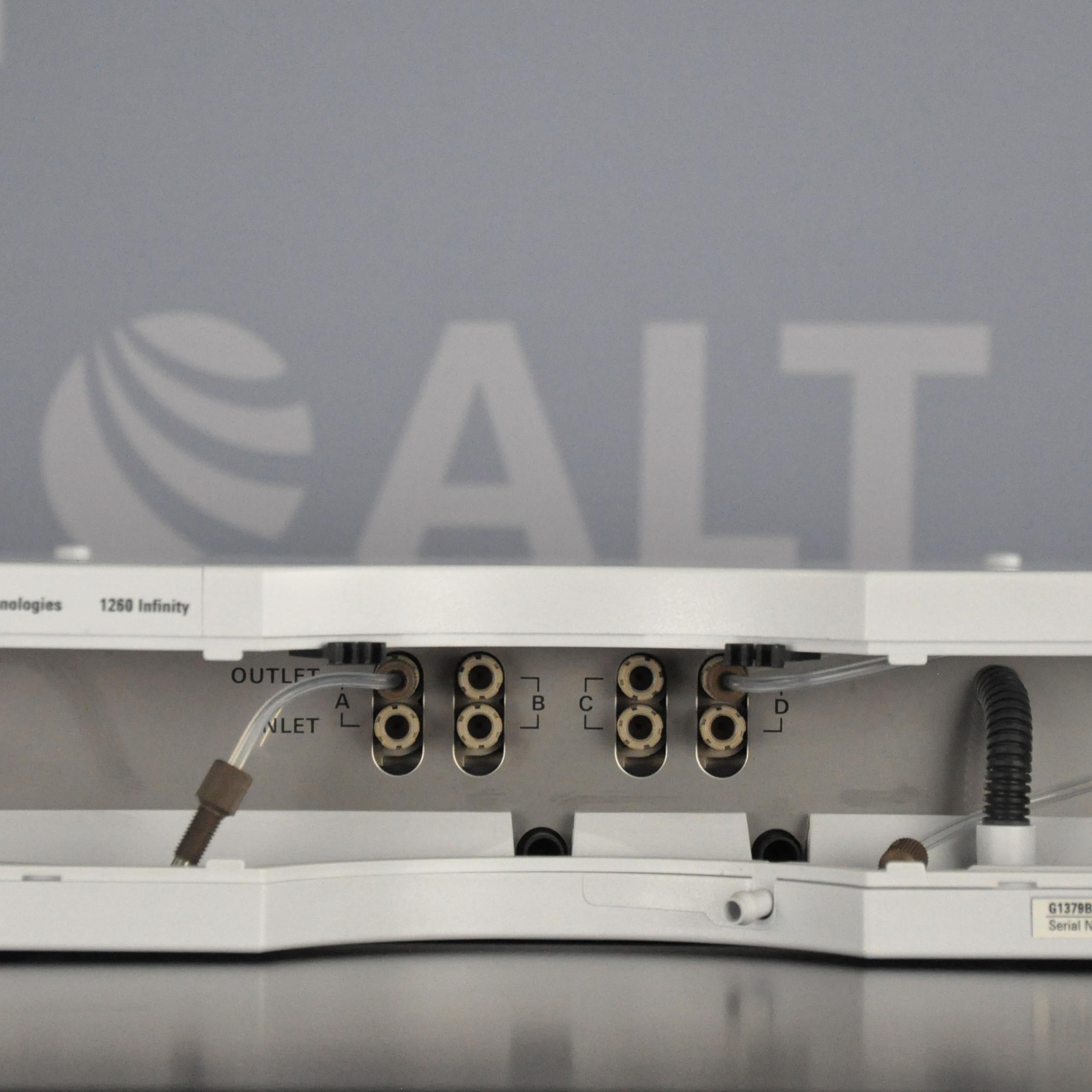 Agilent Technologies 1260 Series G1379B Degasser Image