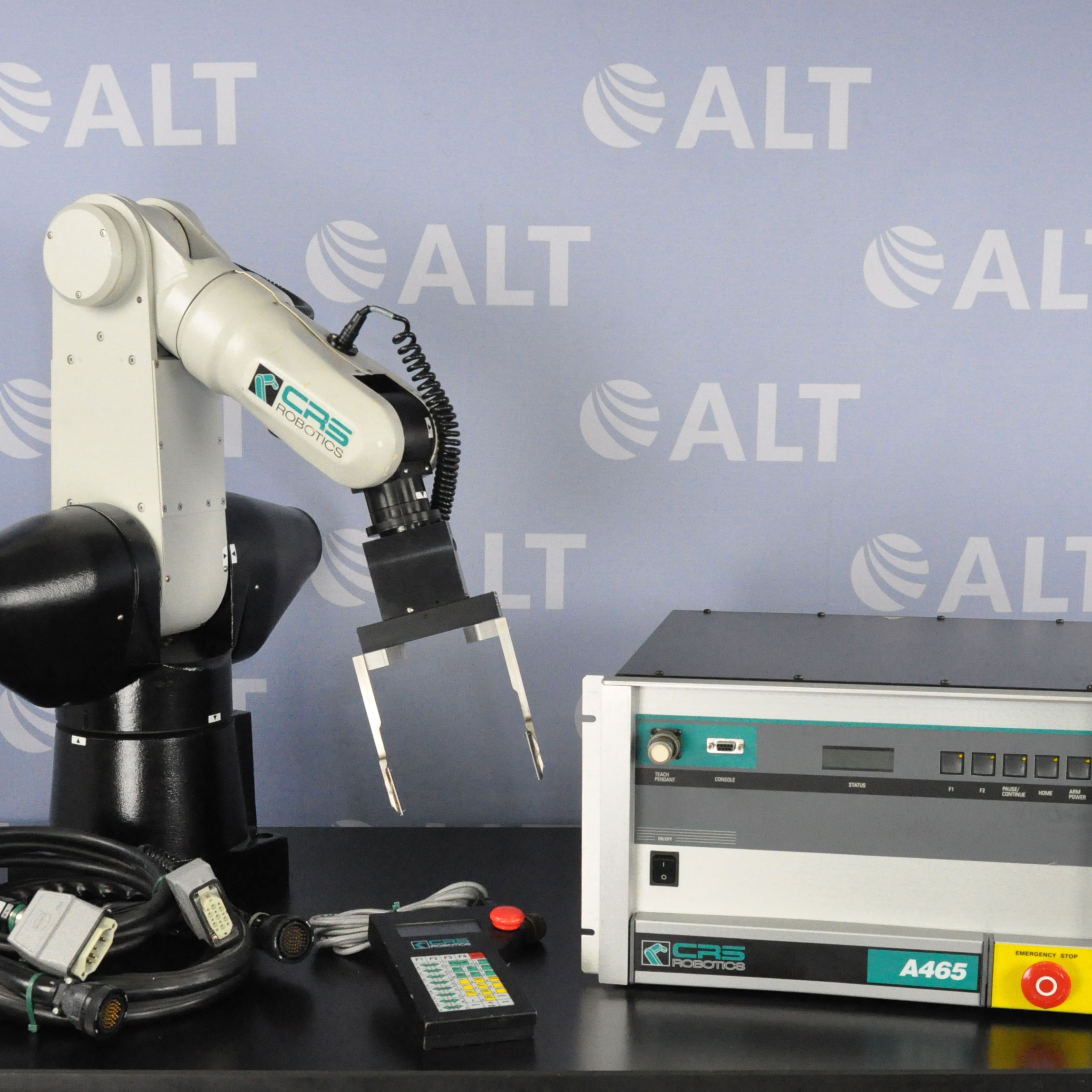 A465 Robot Arm with C500C Controller