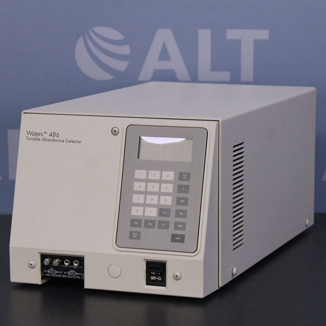 Waters 486 Tunable Absorbance Detector Image