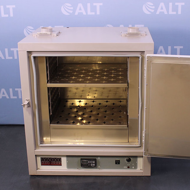 VWR Scientific 1670 HAFO Horizontal Air Flow Oven Image