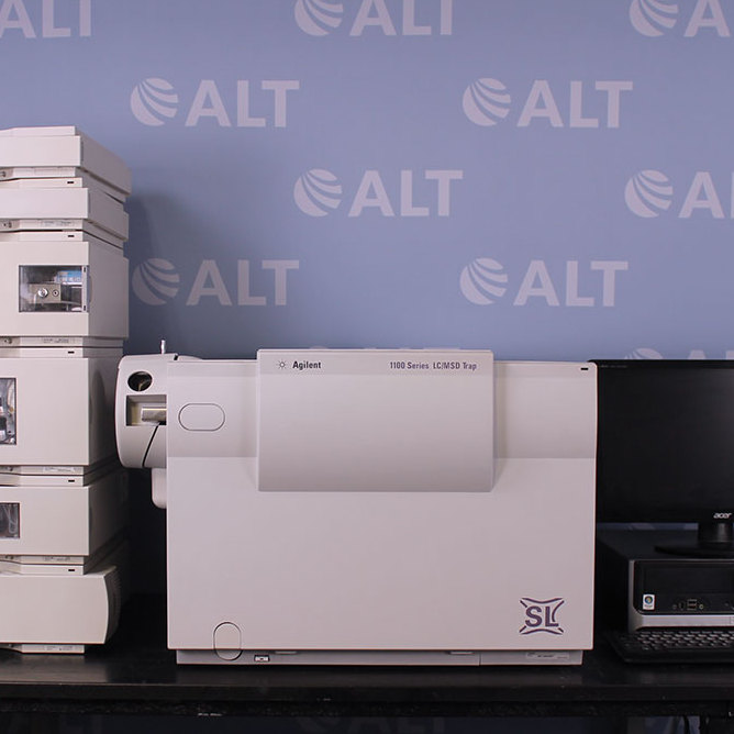 Agilent G2445D 1100 Series LC/MSD Trap System Image