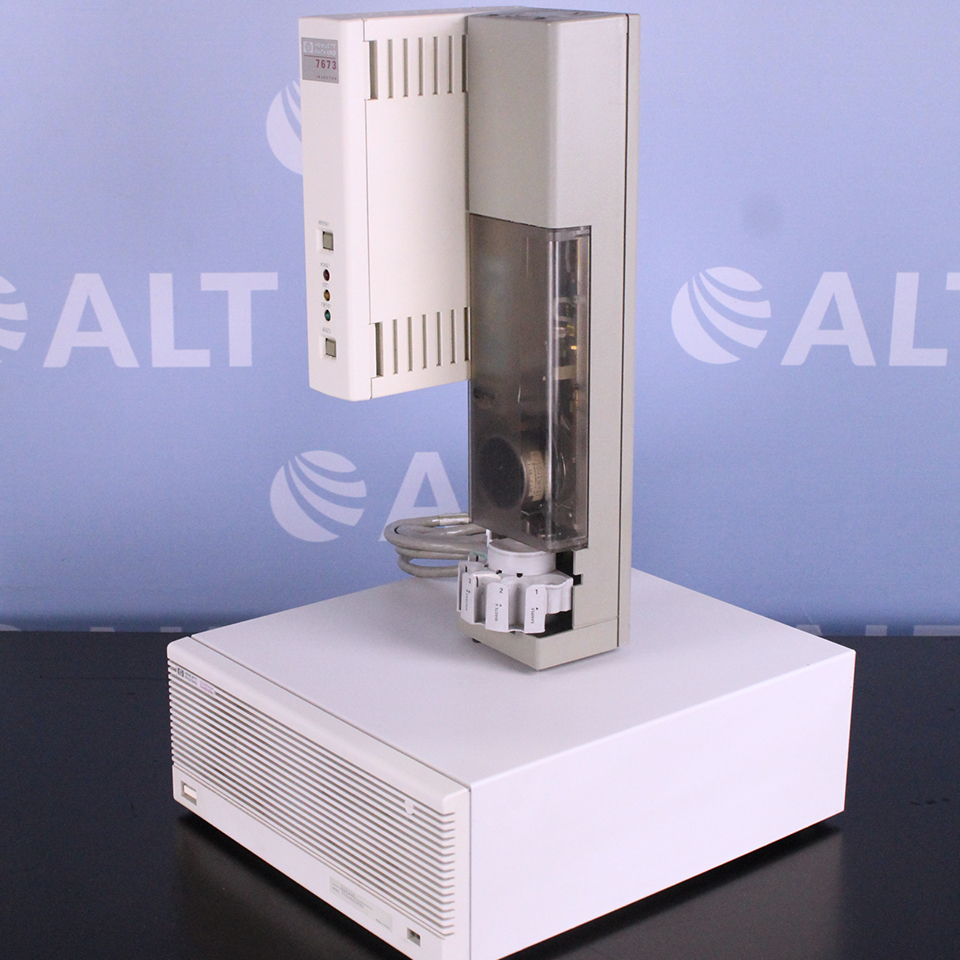 Agilent Technologies 7673 Injection Tower Image
