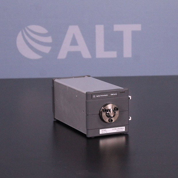 Agilent Technologies G1162A Two-Position Six-Port Valve Assembly Image