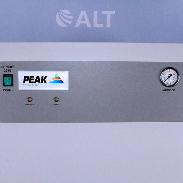 Peak Scientific Genius 3010 Nitrogen Generator Image