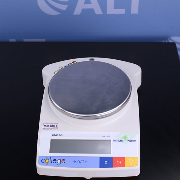 B2002-S College Precision Balance - Simple and Robust
