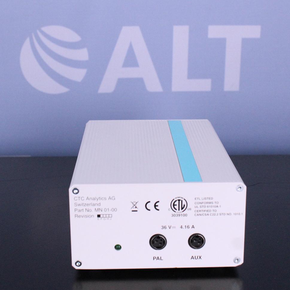 CTC Analytics GC Pal Power Supply Image