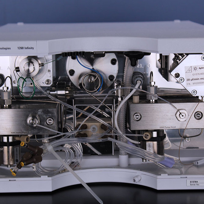 Agilent Technologies 1260 Infinity Capillary Pump (G1376A) Image