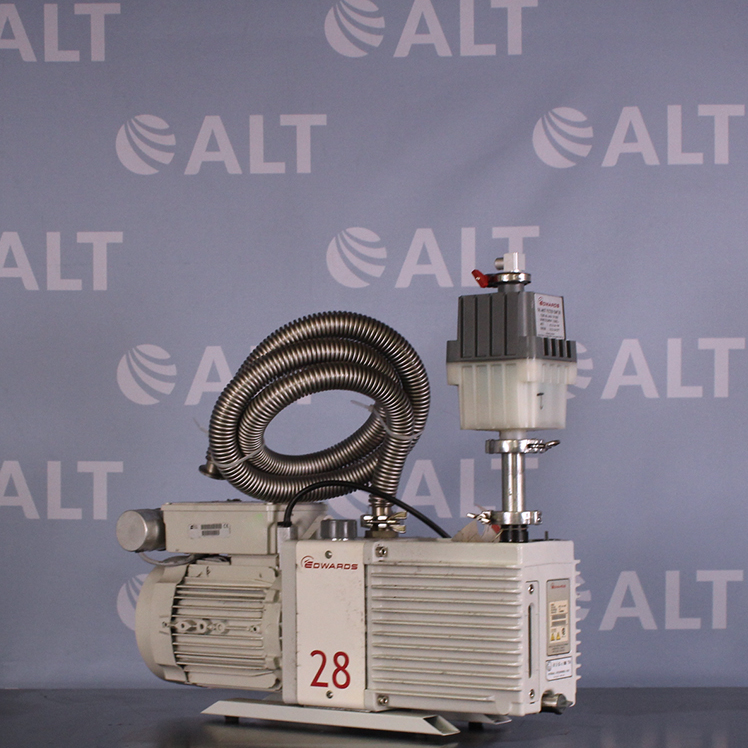 Edwards E2M28 Two Stage Rotary Vacuum Pump Image