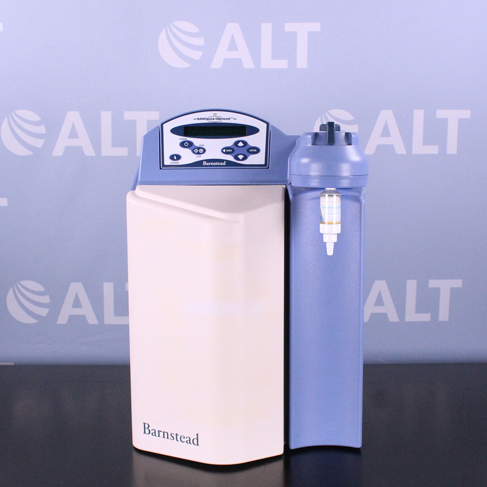 Barnstead/Thermolyne Nanopure Diamond Water Purification System Model D11961 Image