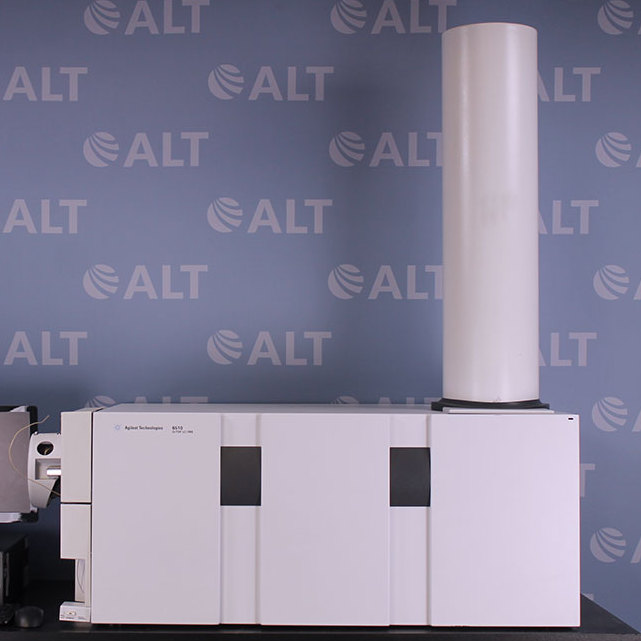 Agilent Technologies G6510A Accurate-Mass Quadrupole Time-of-Flight (Q-TOF) LC/MS System Image