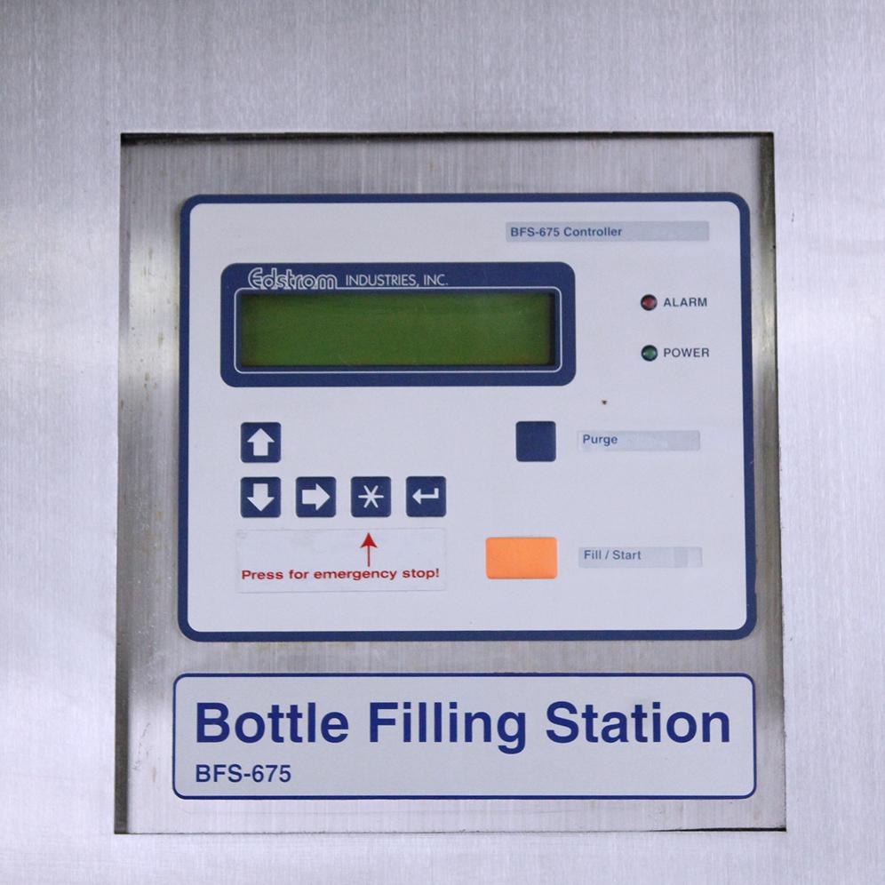 Edstrom Industries BFS-675 Bottle Filling Station Image