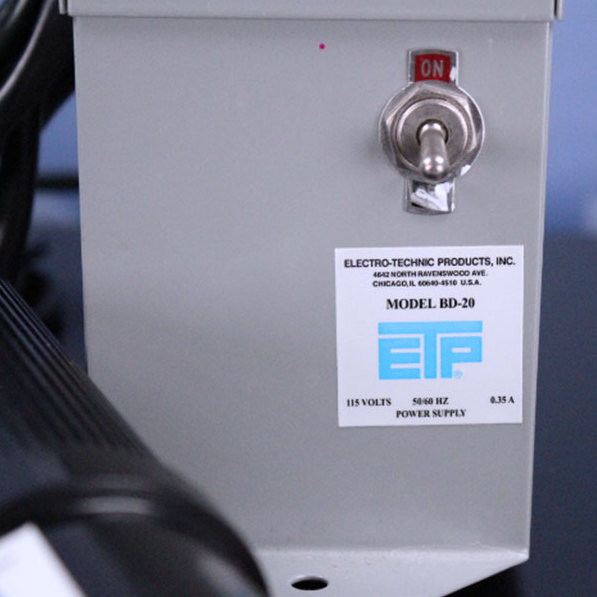 Electrotechnic BD-20 High Frequency Generator Image