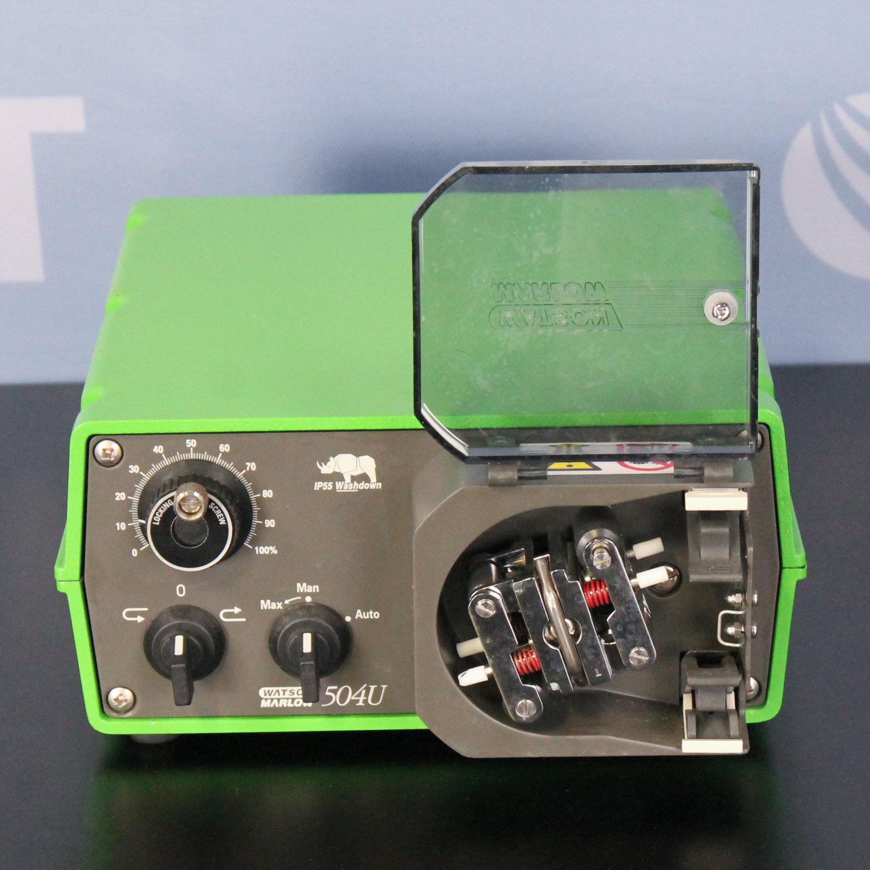 Watson Marlow 504U Mk2 IP55 Washdown Peristaltic Pump 55-220RPM Image