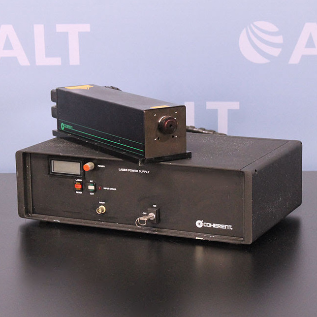 Coherent DPY421-N-II-OEM YAG Laser with Power Supply and Cables Image