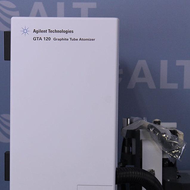 Agilent Technologies GTA 120 Zeeman Graphite Tube Atomizer with PSD 120 Furnace Autosampler Image