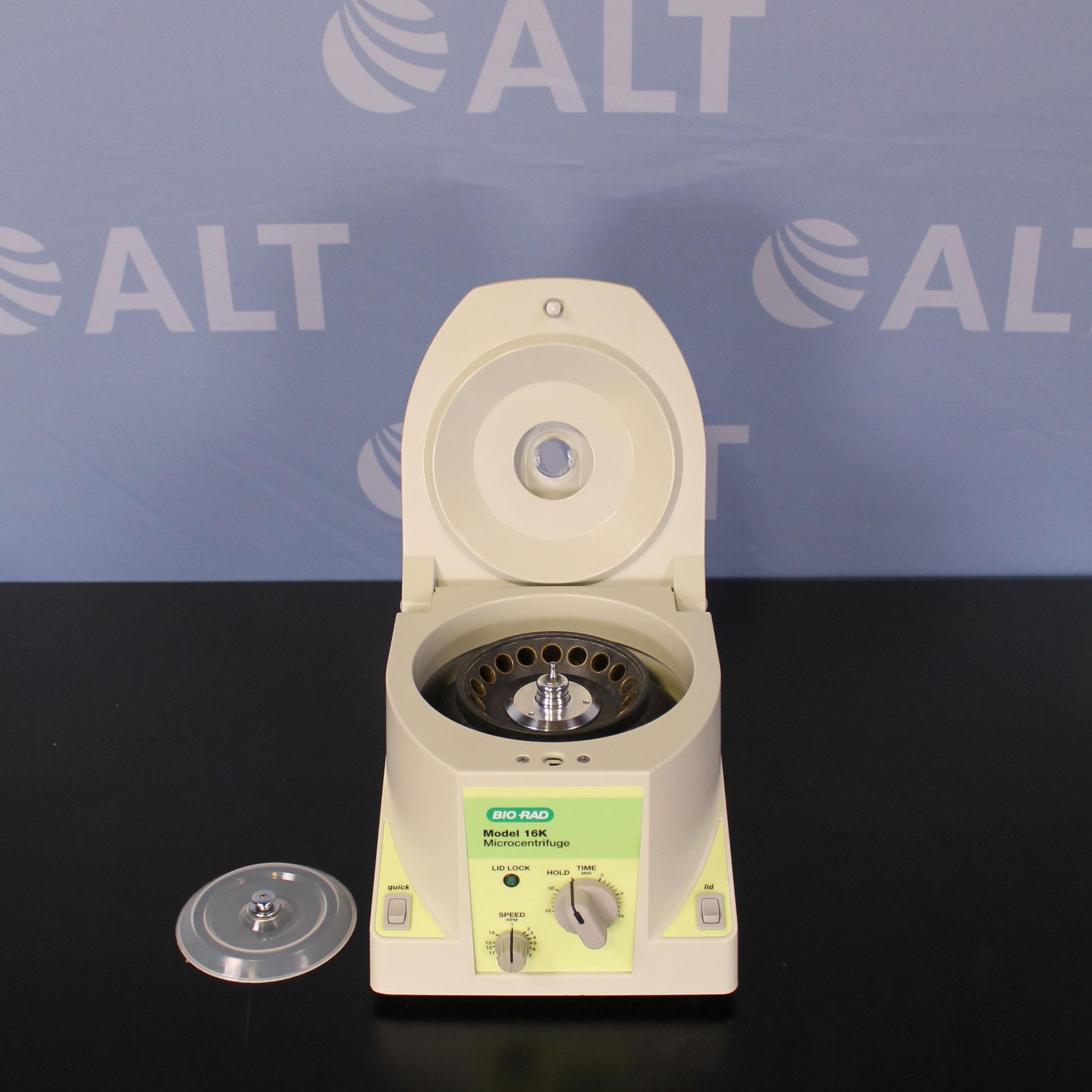 Bio-Rad Model 16K Microcentrifuge  Image