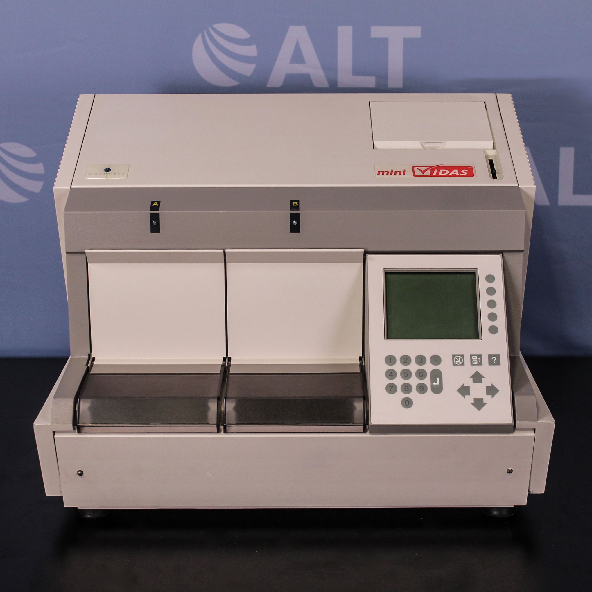 BioMerieux mini VIDAS Automated Immunoassay Analyzer Image