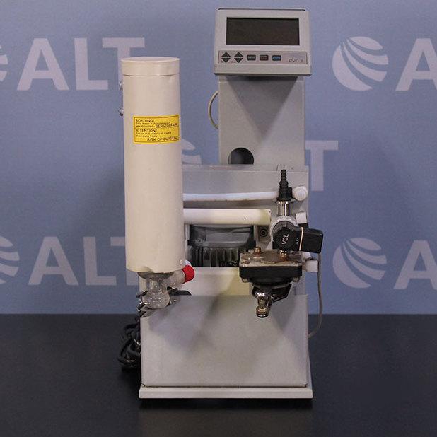 CVC 2 Chemistry Vacuum System with Heidolph Rotavac Valve Control Name