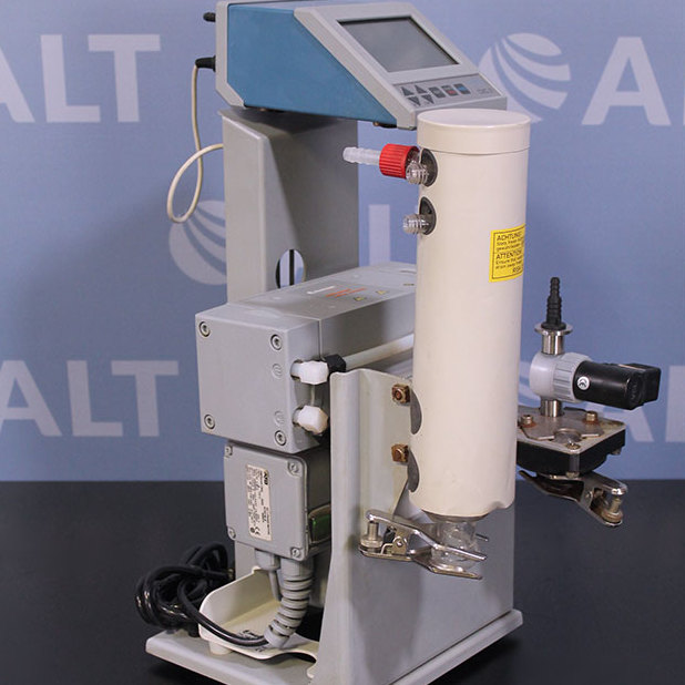 Vacuubrand CVC 2 Chemistry Vacuum System with Heidolph Rotavac Valve Control Image