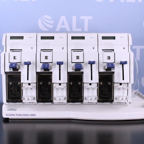 Gene Chip System 450 Dx Fluidics Station
