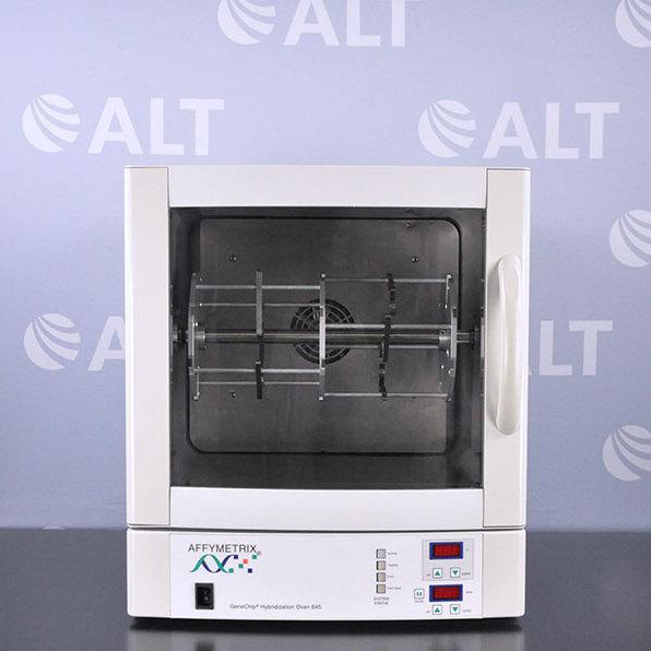 Affymetrix Gene Chip System Model 645 Hybridization Oven Image