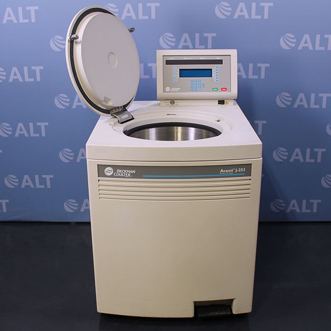 Avanti J-25I High-Performance Centrifuge