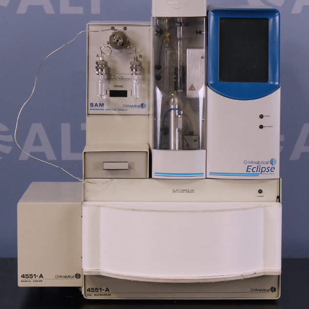 O.I.Analytical Eclipse 4660 Purge-and-Trap Sample Concentrator System Image