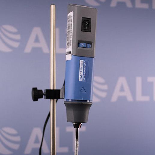 IKA Works Ultra-Turrax T10 Basic S1 Homogenizer System Image