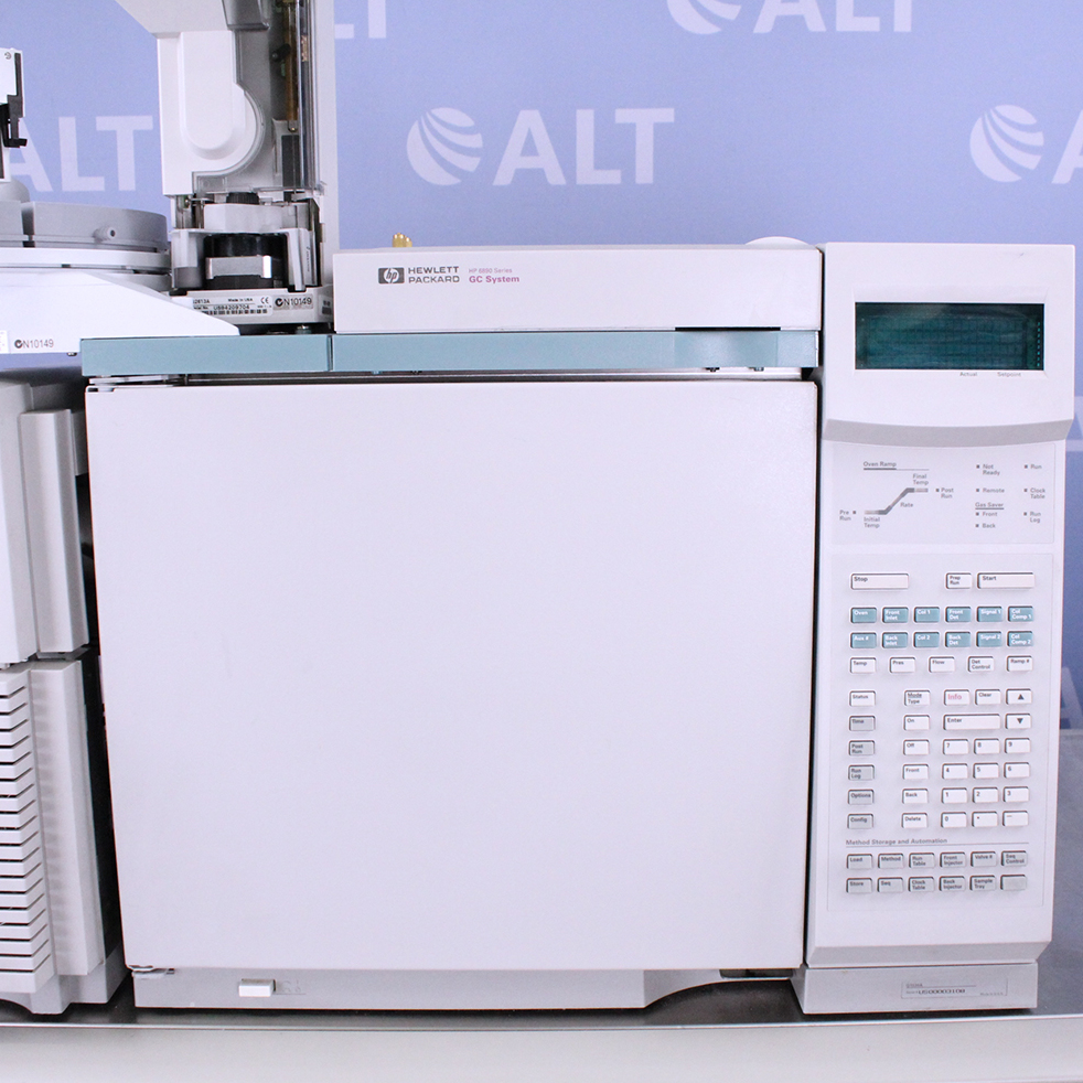 Agilent Technologies 6890N Gas Chromatograph System Image