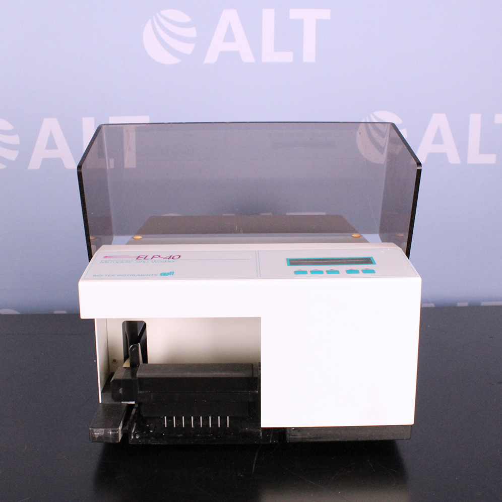BioTek ELP-40 Microplate Strip Washer Image