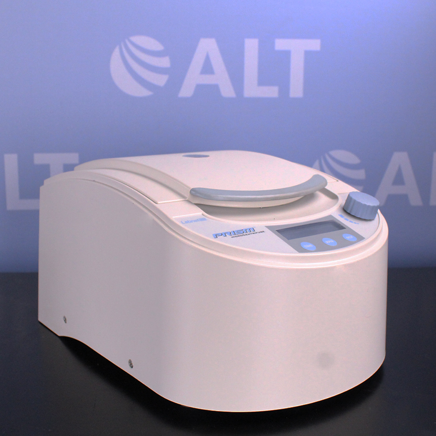 Labnet Prism Air-Cooled Microcentrifuge Image