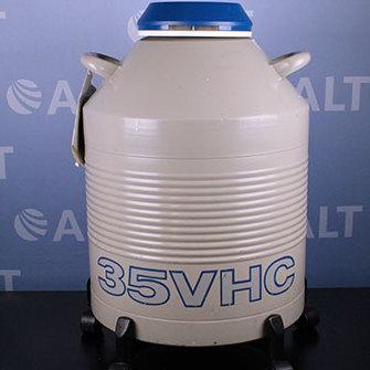 Taylor Wharton 35VHC Cryogenic Storage Dewar Name