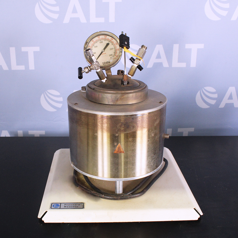 Parr Model 4913 Heater Assy, Bench Top Image