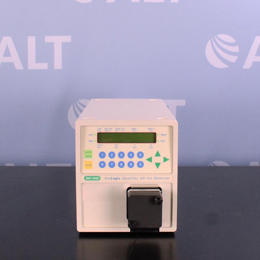 Bio-Rad BioLogic QuadTec UV-Vis Detector Image