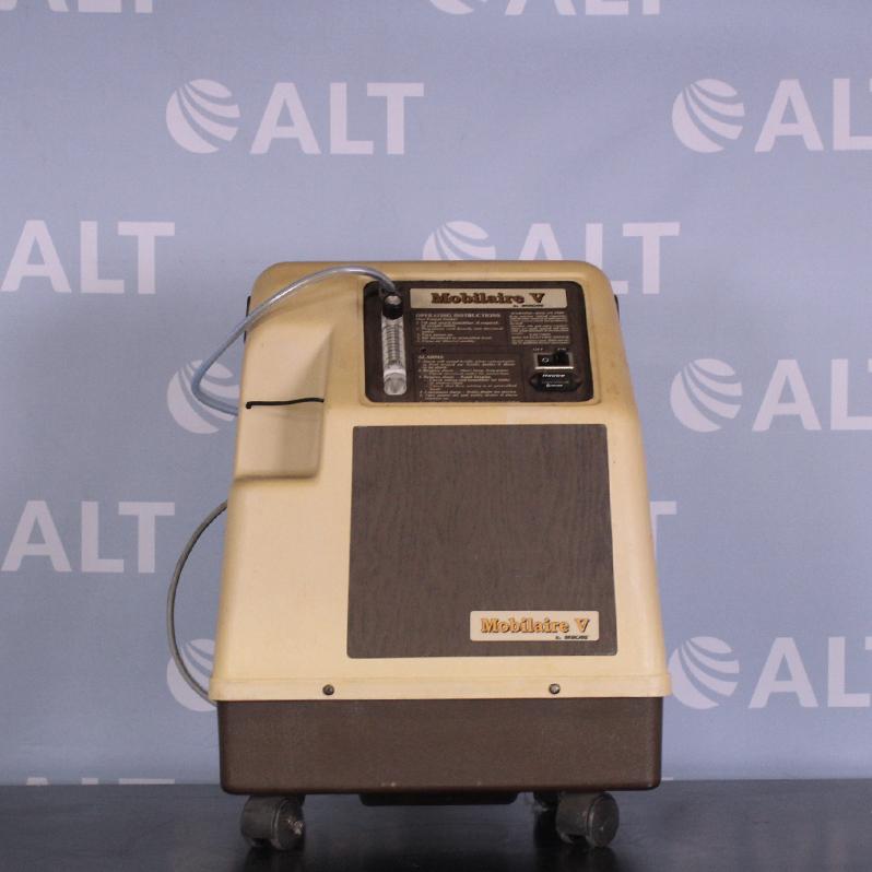 Invacare Mobilaire V Oxygen Concentrator Image