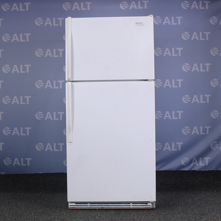 Kirkland Signature Refrigerator Model ST18PKXJW00 Name