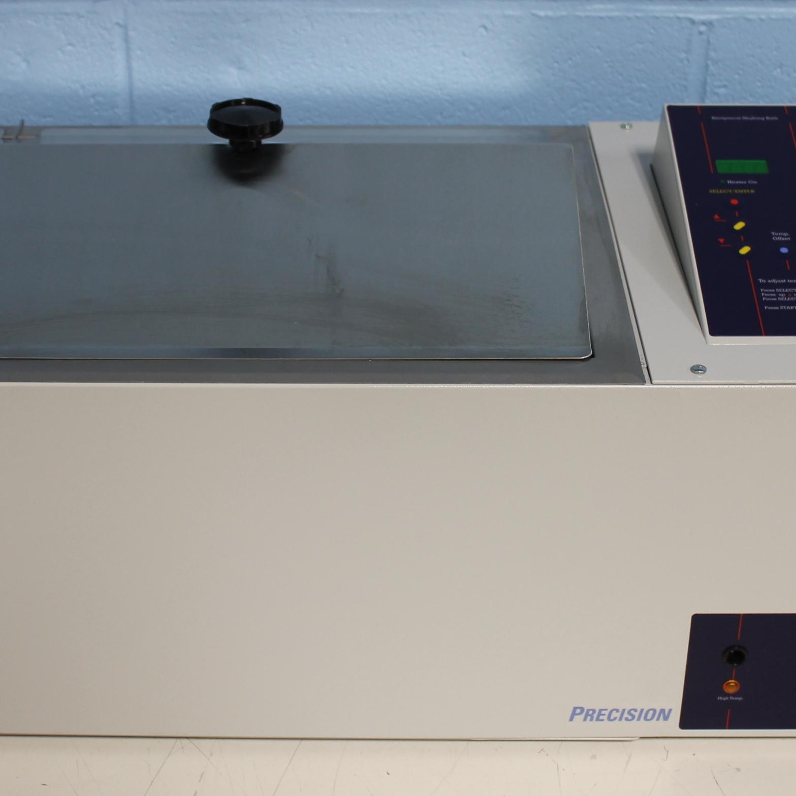 Thermo Scientific Precision Digital Reciprocating Shaking Water Bath Model 25 Image