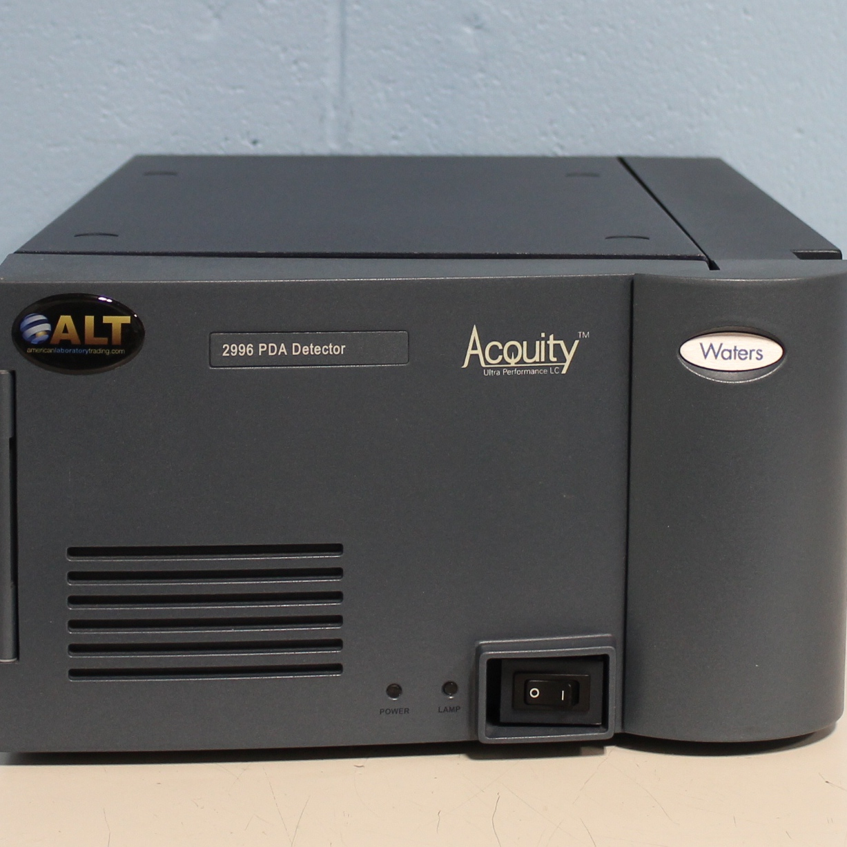 2996 Acquity Photo Diode Array Detector Name