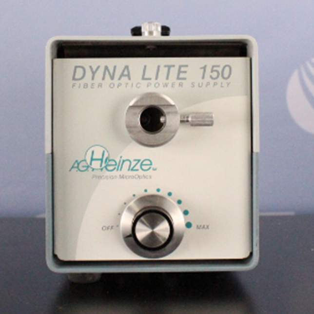A.G Heinze DC-150 Fiber Optic Power Supply Image