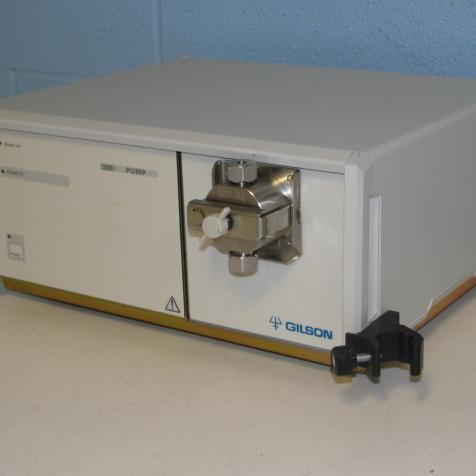 Gilson 306 Pump Image