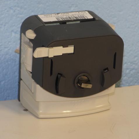 Watson Marlow 313X Flip-top Pump Head Image