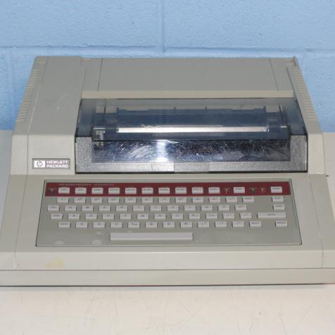 Hewlett Packard 3396A Integrator Image
