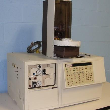 Varian 3600 CX Gas Chromatograph Image