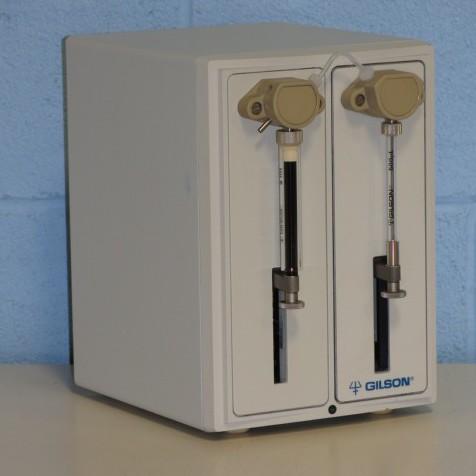 Gilson 402 Syringe Pump Image