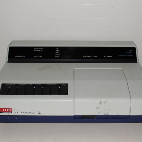 LKB Biochrom 4050 Ultrospec II UV/Vis Spectrophotometer Image