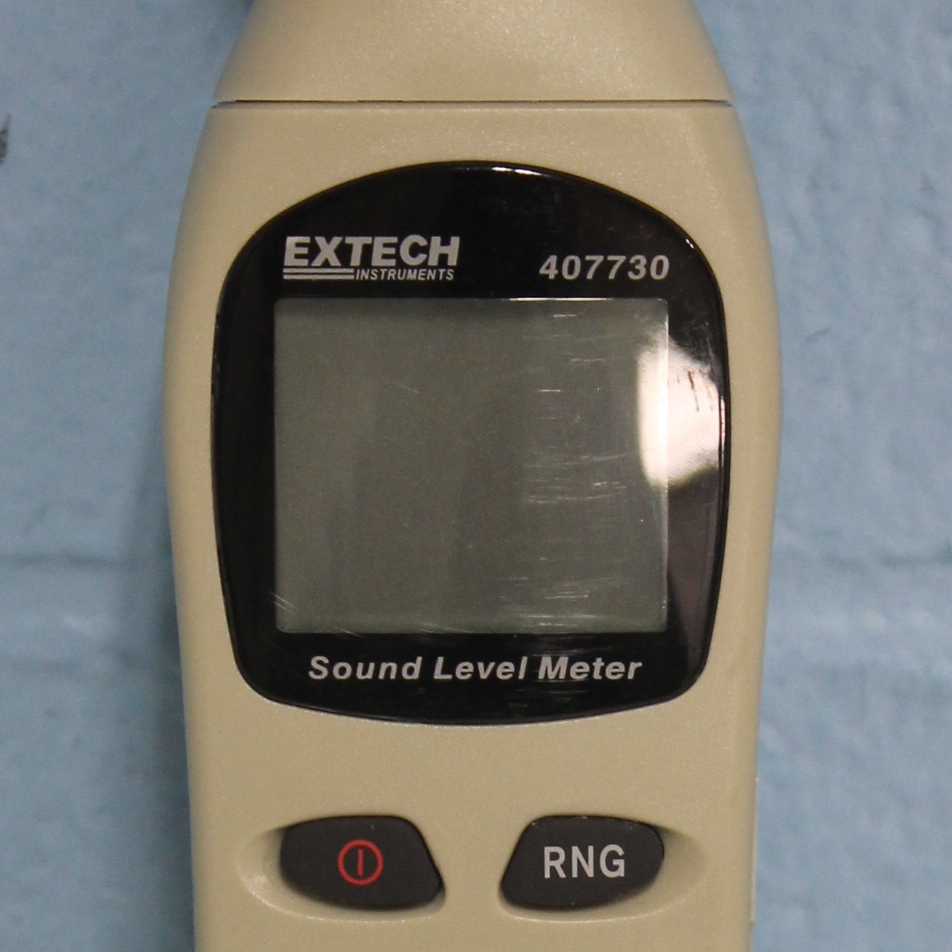 40 41 products sound level meter Product warranty: for warranty information about this  extech 407732 type 2  digital sound level meter 35 to 130.
