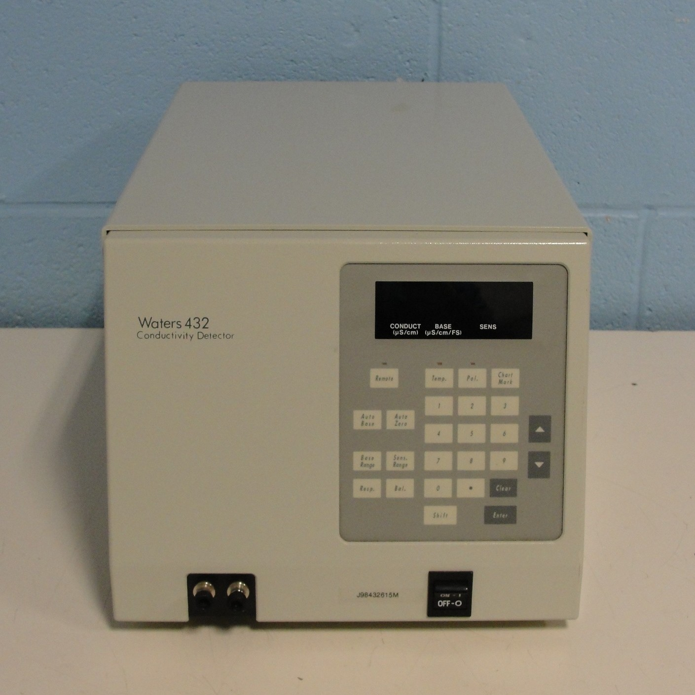 Waters 432 Conductivity Detector Image